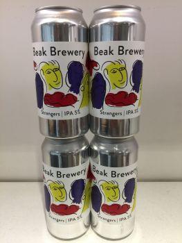 Strangers IPA - Beak Brewery