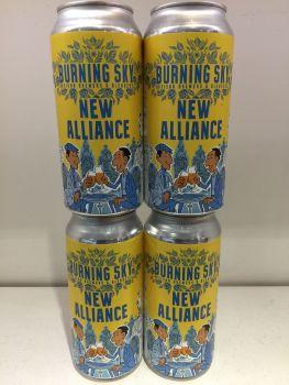 New Alliance - Burning Sky