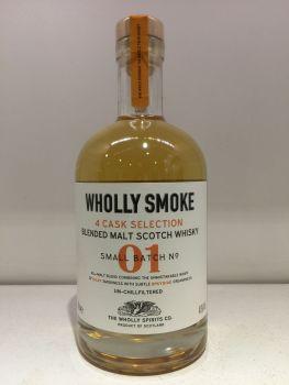 Wholly Smoke Blended Malt Scotch Whisky
