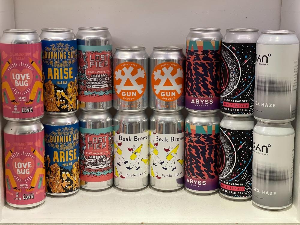 <!-- 008 -->Beer & Cider