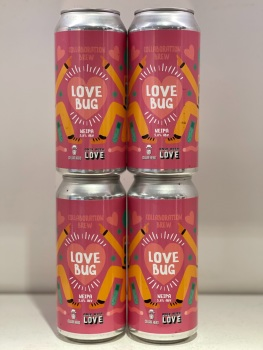 Love Bug NEIPA - Only with Love Brewing