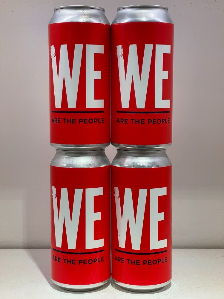 We are the People DIPA - Burning Sky