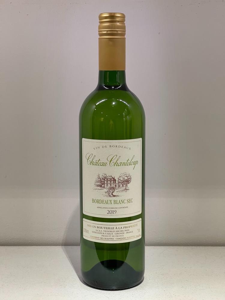 Chateau Chanterloup Bordeaux Blanc sec