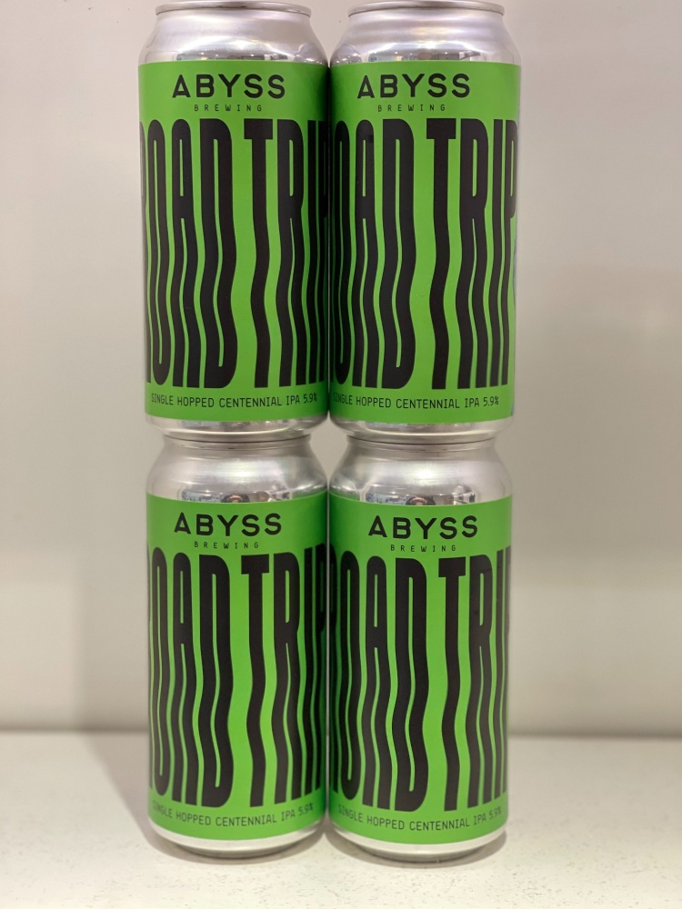Road Trip - Abyss Brewing
