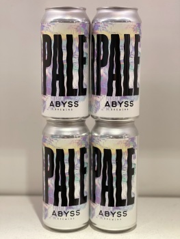 Super Pale - Abyss Brewing Company
