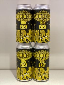 Big Easy - 440ml Can - Burning Sky