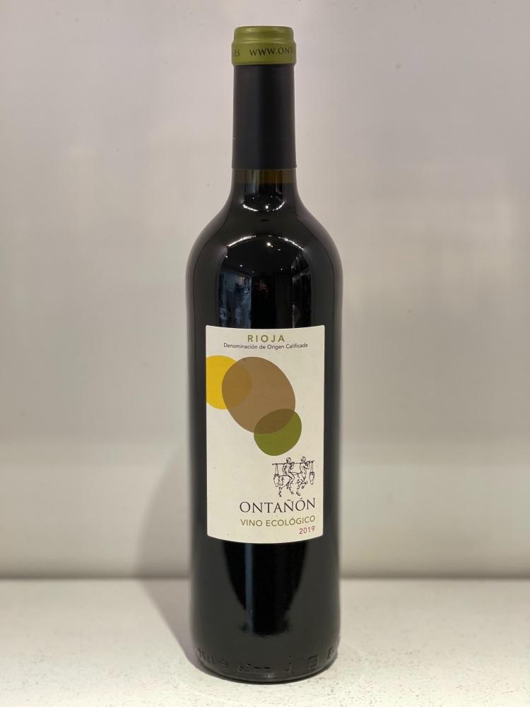 Ontañón Ecológico Organic Rioja