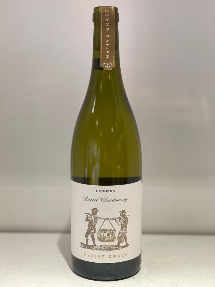 Henners Native Grace Barrel Chardonnay