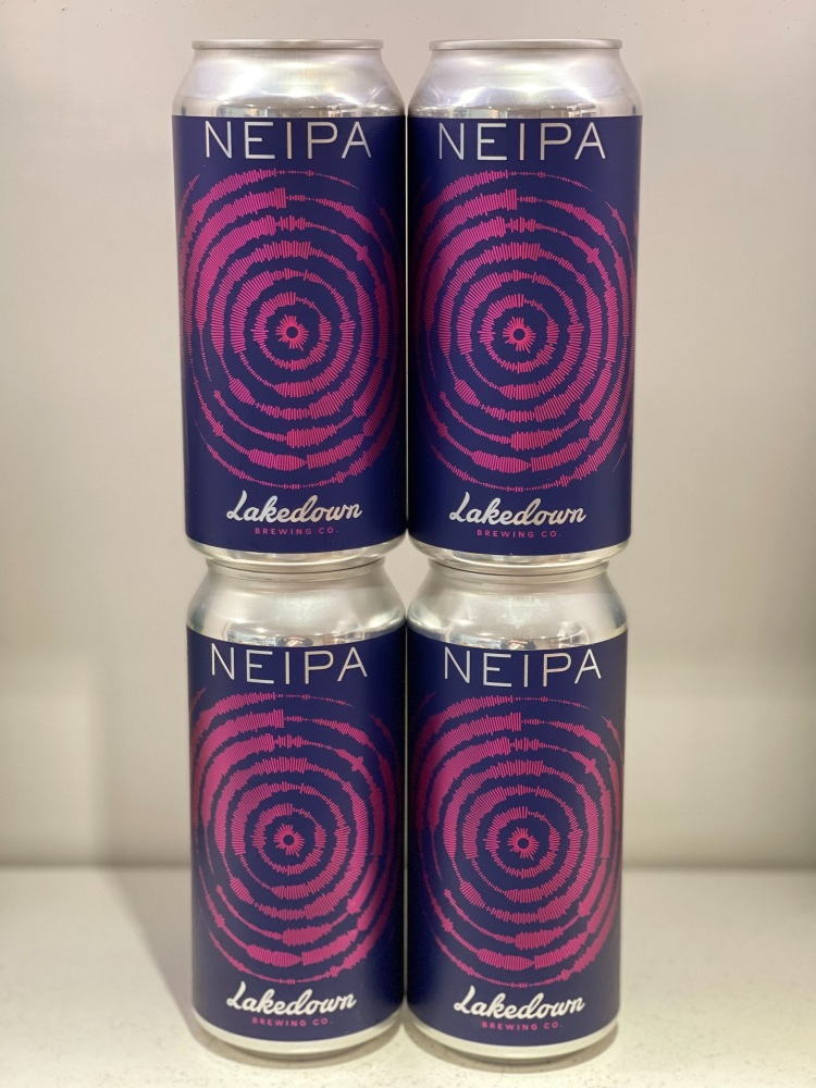 NEIPA - Lakedown Brewing Co.