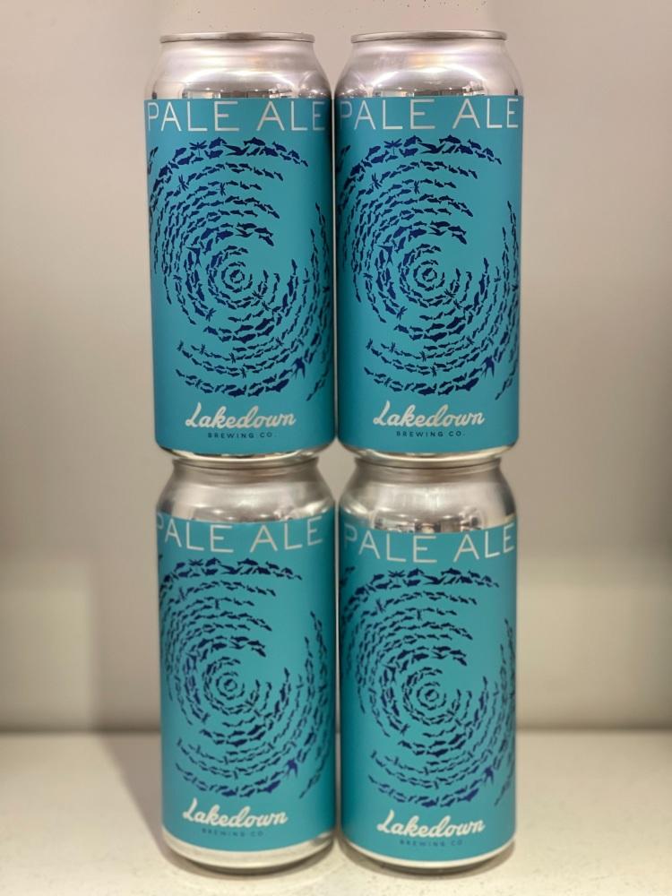 Pale Ale - Lakedown Brewing Co.