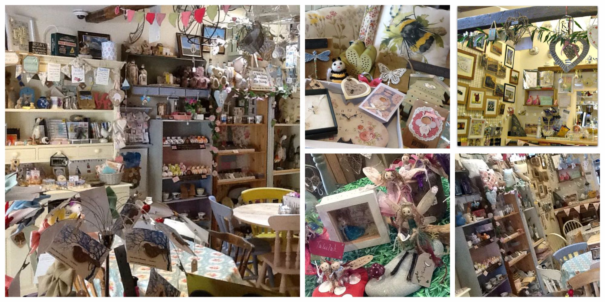 Craft & Gift Shop at Prima Rosa, Salhouse, Norwich, Norfolk