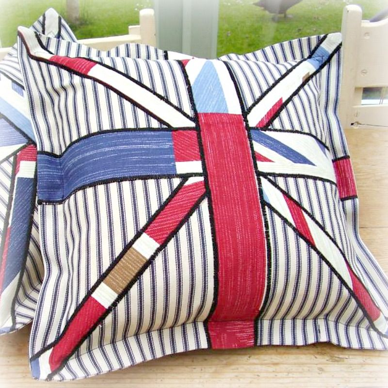 Sandi Anne Cushions available at Prima Rosa in Salhouse, Norwich