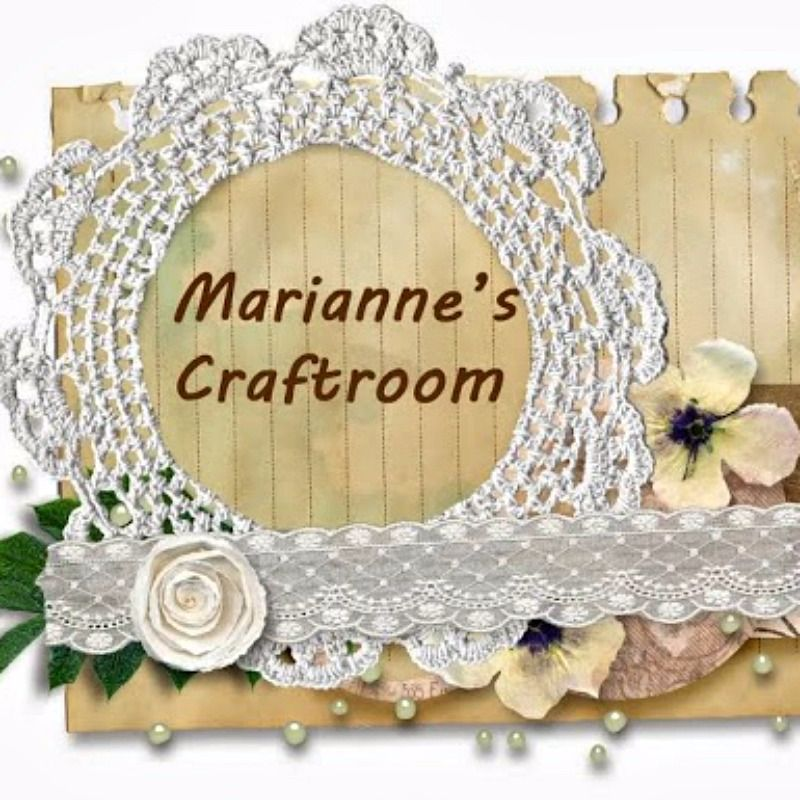 Marianne's Craftroom - available at Prima Rosa in Salhouse