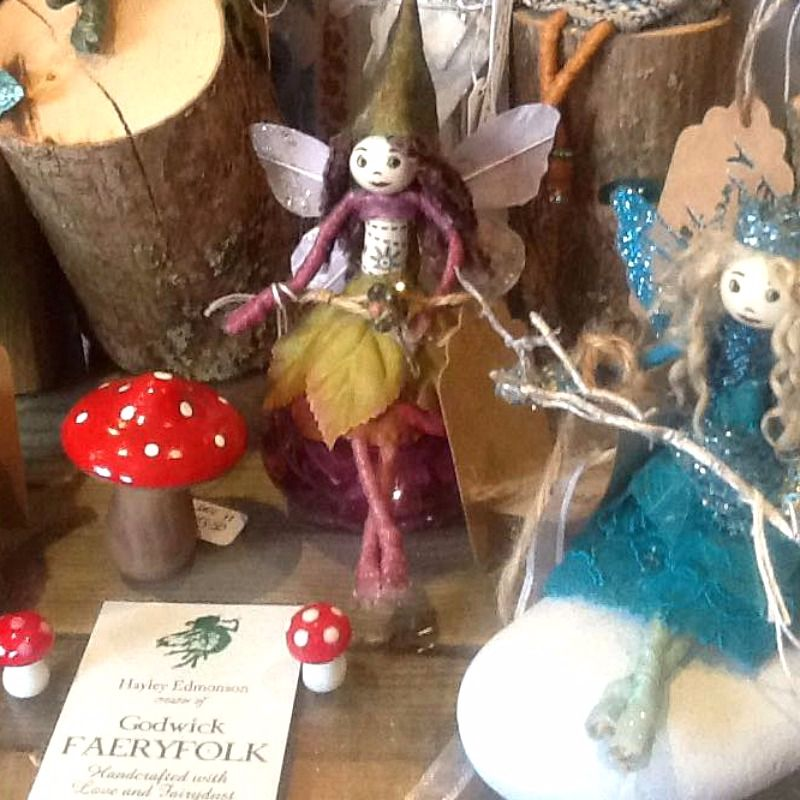 Godwick Faery Folk available at Prima Rosa in Salhouse, Norfolk