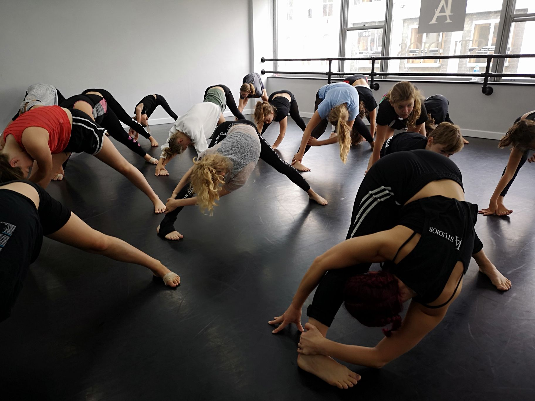 Dance Classes, Dance Studios, Fitness Studios, Space for Hire, Dance rehearsal space.