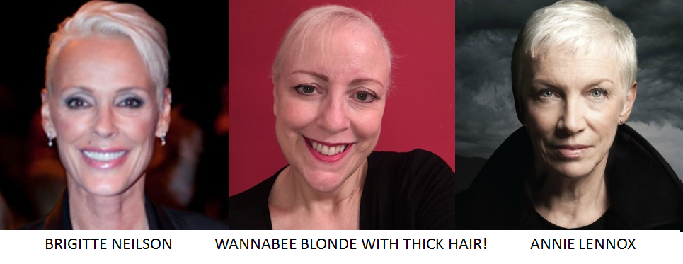 Blonde comparisons