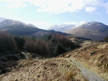 WEST HIGHLAND WAY PREMIUM HOLIDAY 3 (6 Days 6 Nights)