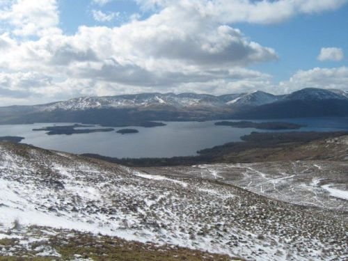 WEST HIGHLAND WAY ECONOMY PACKAGE 4
