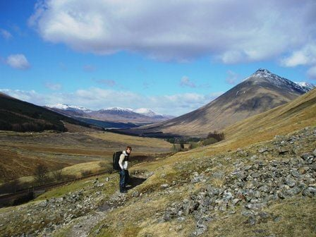 West Highland Way Solo Economy Package 4