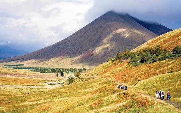 West Highland Way solo Premium Walking Holidays