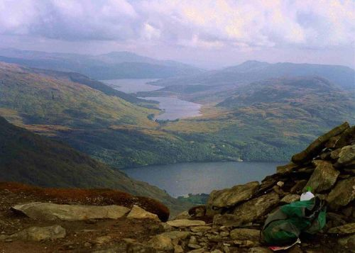 Three Lochs Way Solo Package 4