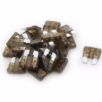 7.5A Standard Blade Fuse Pack of 10