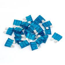 15A Standard Blade Fuse Pack of 10
