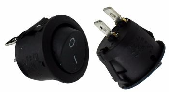 Rocker Switch 10A On-Off