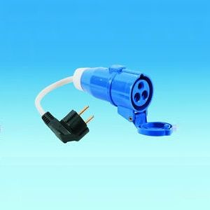 Eu/Continental mains adapter lead