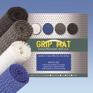 Grip mat Grey/Beige, 30cm x 150cm