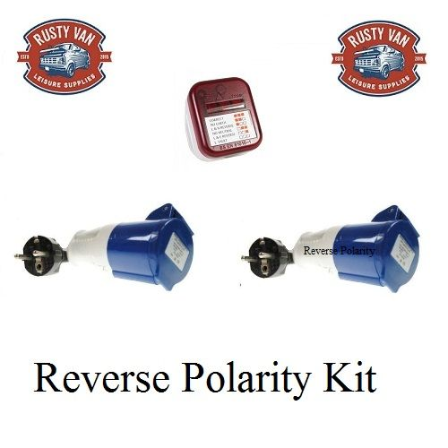 Eu/Continental mains reverse polarity kit 1