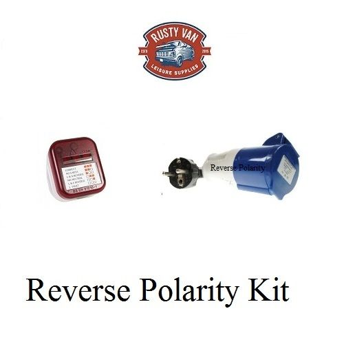 Eu/Continental mains reverse polarity kit 2