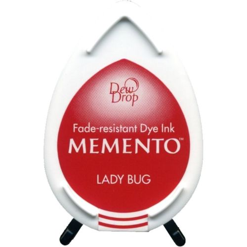 Lady bug Memento dye dew drop Ink Pad
