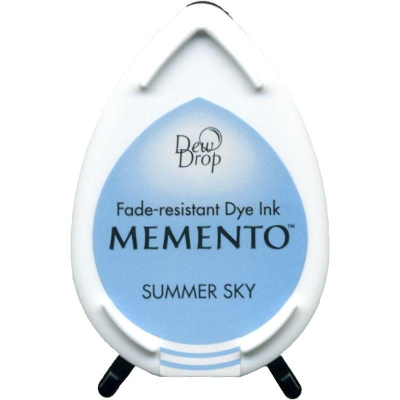 Summer sky Memento dye dew drop Ink Pad