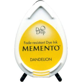 Dandelion Memento dye dew drop Ink Pad