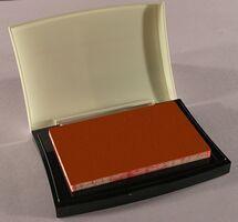 Vintage Sepia versafine ink pad