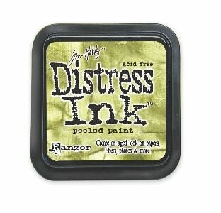 Peeled Paint Distress Ink Pad