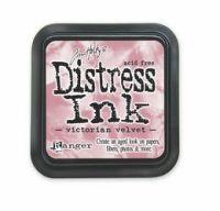 Victorian velvet Distress Ink Pad