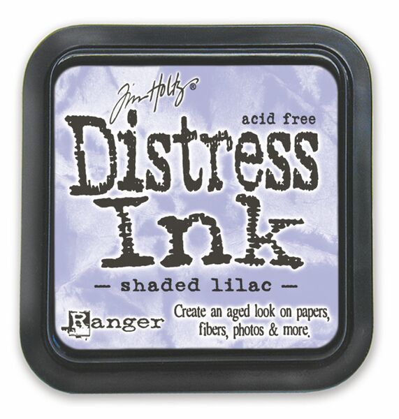 Shaded Lilac Distress Ink Pad