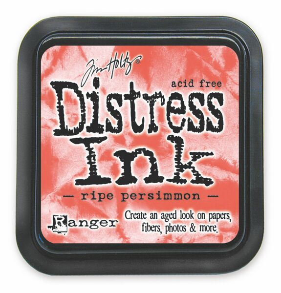 Ripe Persimmon Distress Ink Pad