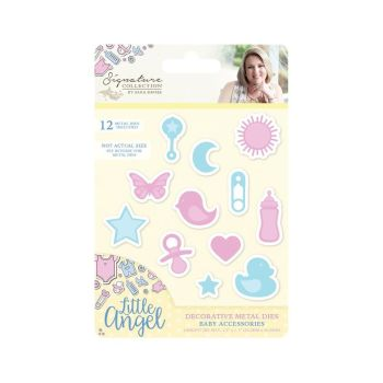 Little Angel Metal Die - Baby Accessories