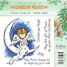 Moonbeam meadow - Peace Angel