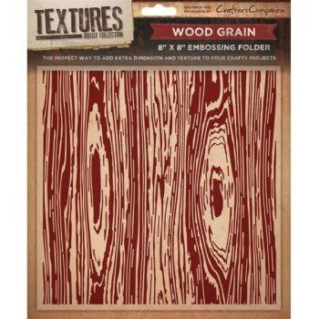 Wood Grain - 8 x 8
