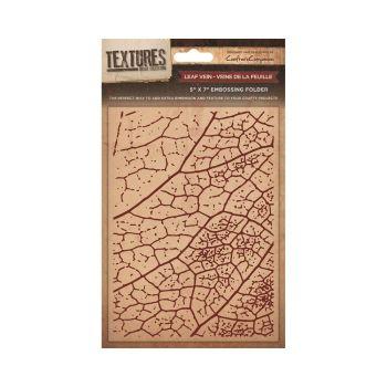 Leaf vein - 5 x 7