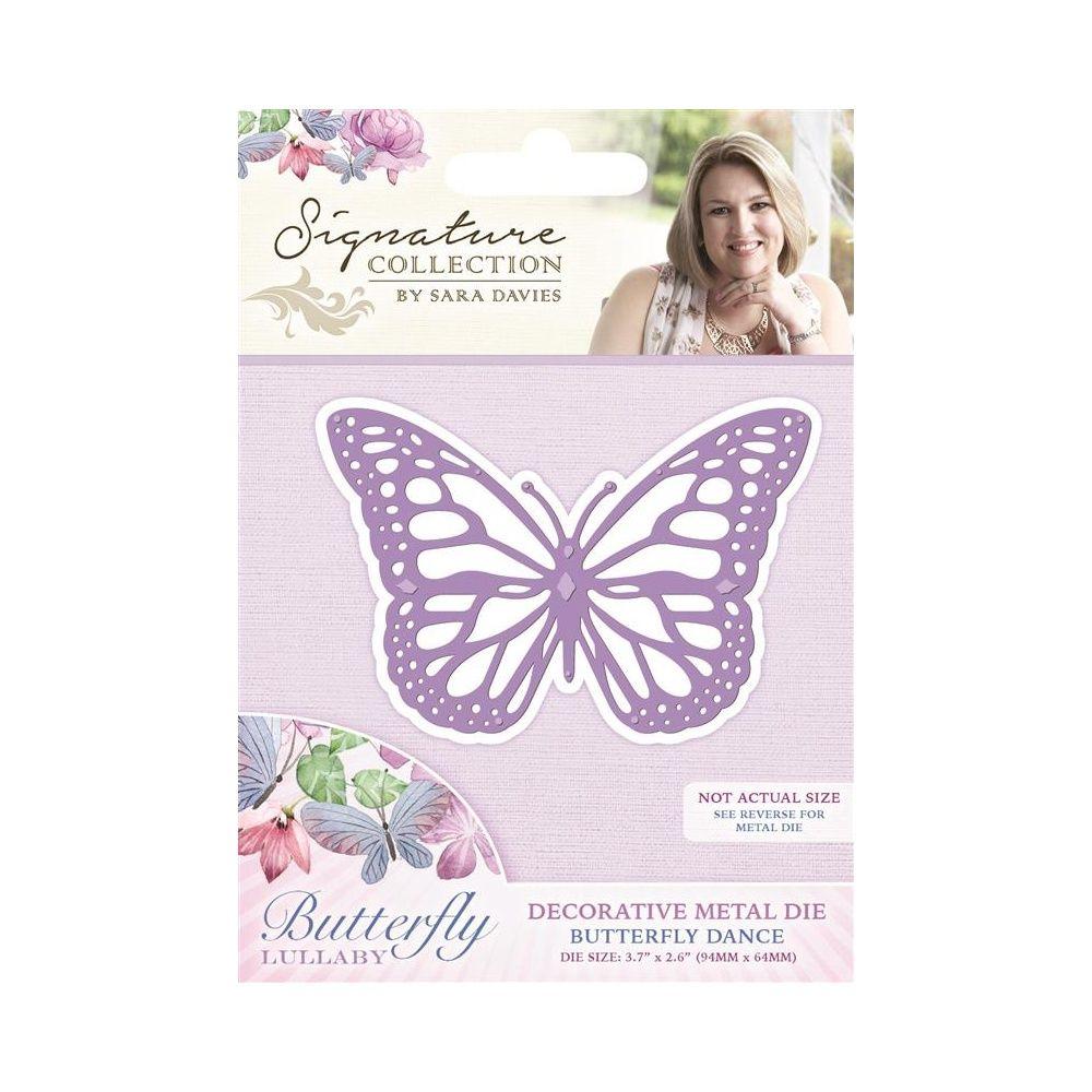 Butterfly Lullaby Die - Butterfly Dance