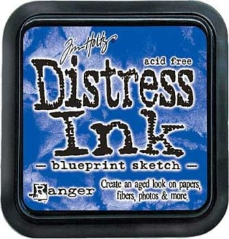 Blueprint Sketch Distress Ink Pad