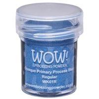 Opaque Primary process blue 15ml pot