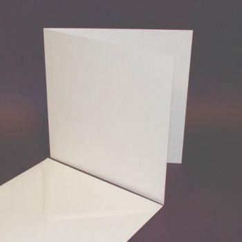 "8x8"" Cards & Envelopes Ivory (25 Pack)"