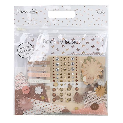 Dovecraft Back To Basics Goody Bag - Neutral
