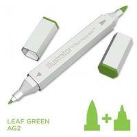 Spectrum noir Illustrator pen AG2 - Leaf Green